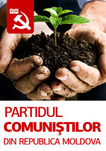 The Party of Communists of the Republic of Moldova