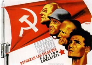The Communist Party of Spain