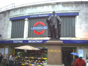tooting