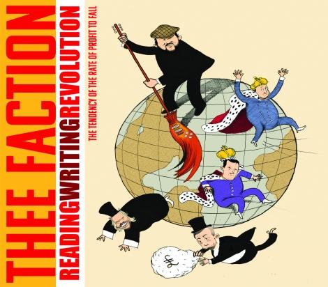 Buy Thee Faction's new LP: Reading WritingRevolution