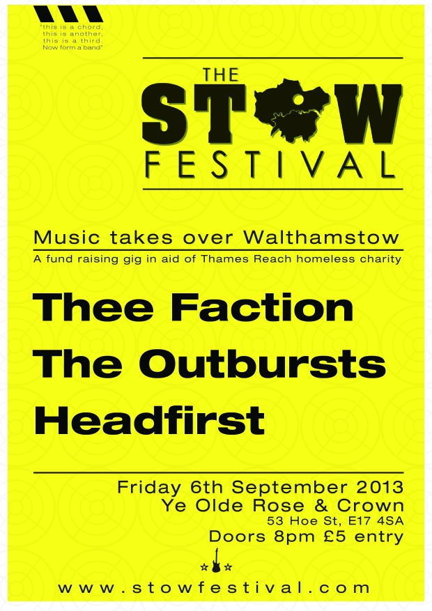 Thee Faction stow