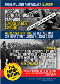 Buffalo Bar 18 June