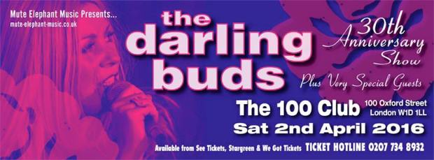 Darling Buds flyer